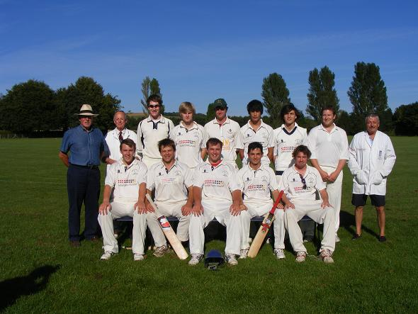 Three Counties Team 2009